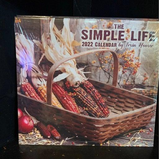 The Simple Life 2022 Wall Calendar