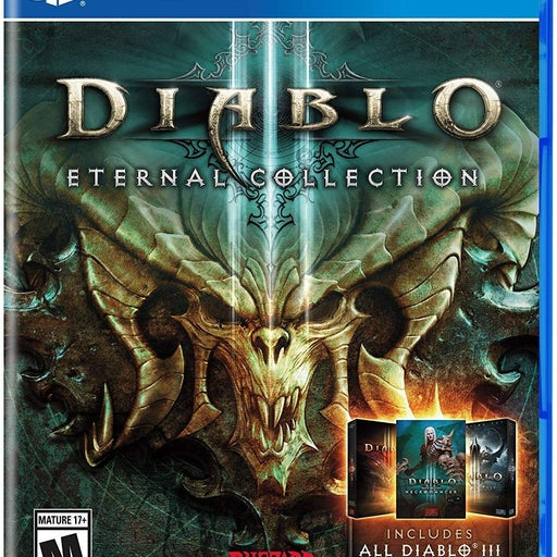 Diablo III Eternal Collection (PS4) New
