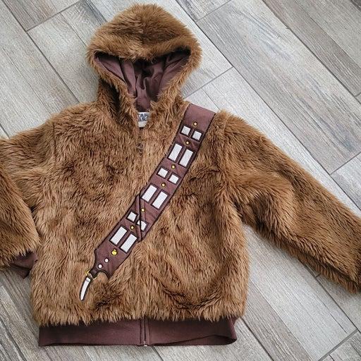 Star Wars Chewbacca jacket costume