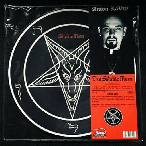 Satanic Mass lp sealed picture disc