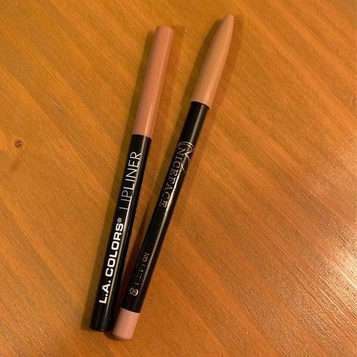 Nude Lip Liner Bundle