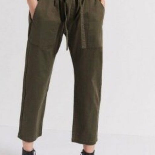 Current/Elliot Tabloid Pants NWT Small