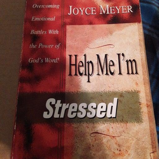 Joyce Meyer,  Help Me I'm Stressed