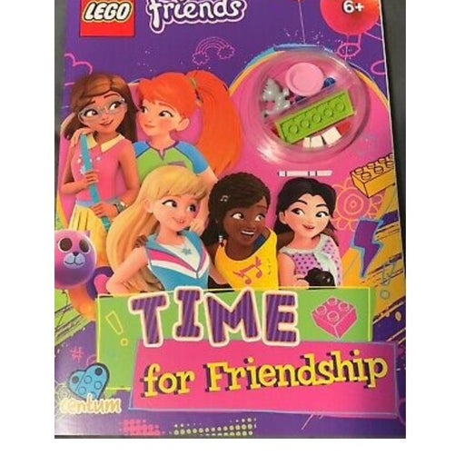 Lego: Time for Friends Activity Book