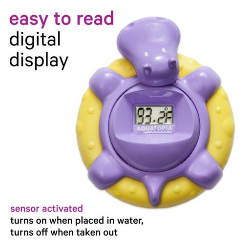 Aquatopia Bath Digital Thermometer NEW