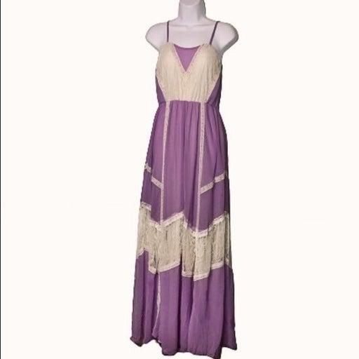 Danity Paris Cottagecore retro vintage maxi dress