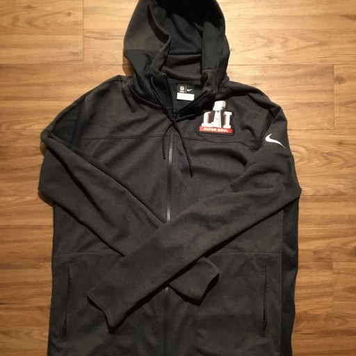 Nike x Superbowl LI Zip Up Jacket