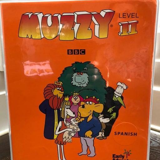 BBC Muzzy Early Advantage Spanish Langua