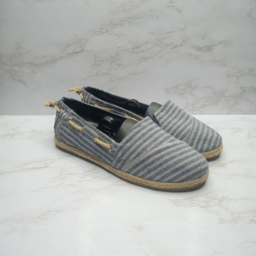 Nautica Rudder Espadrilles Canvas Shoe 7