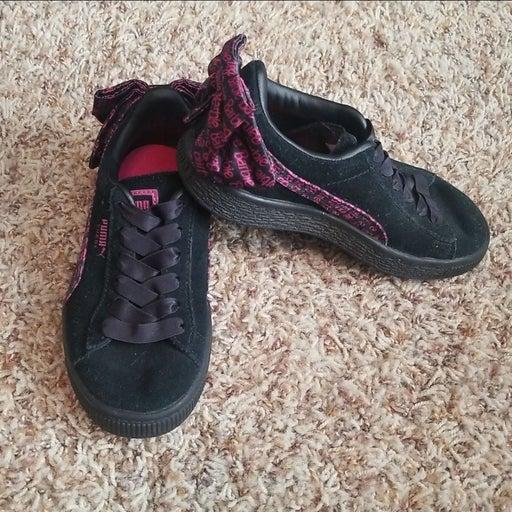 Puma Barbie shoes