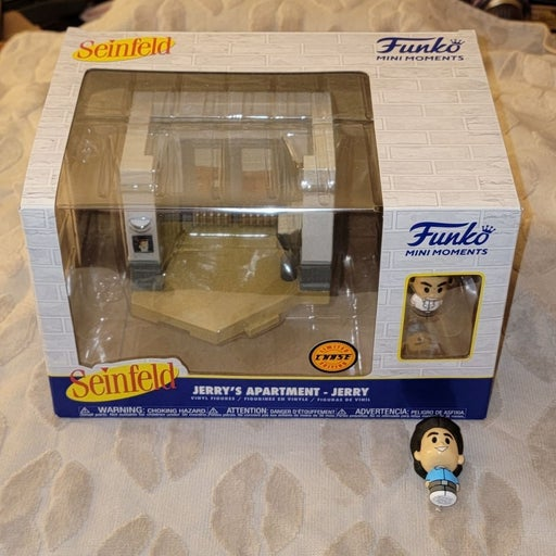 Funko Pop Jerry's Apartment Jerry Chase