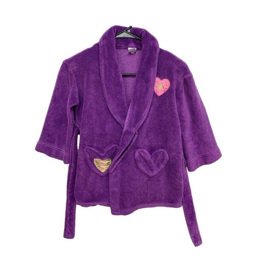 Xhilaration Sleepwear Velour Robe