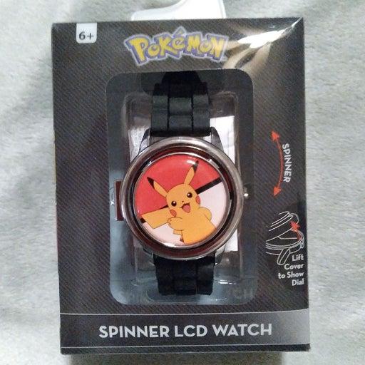 Pokemon spinner watch