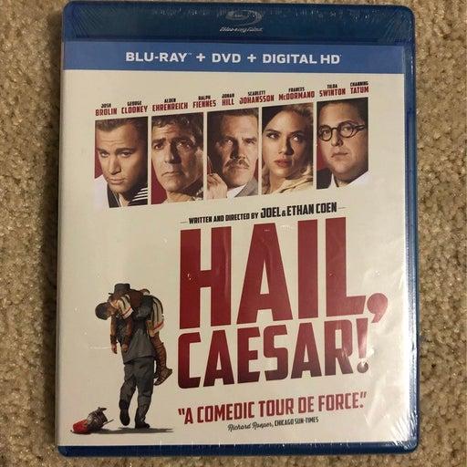 Hail, Caesar - Coen Brothers