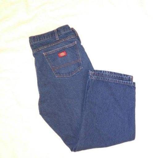 """Dickies men's 38"""" by 30"""" jeans"""