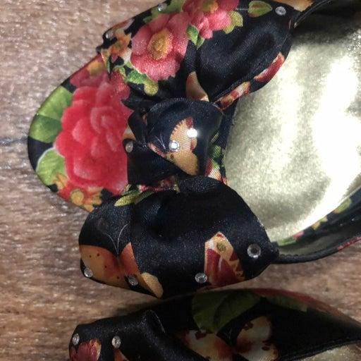 Nima black shoes 9