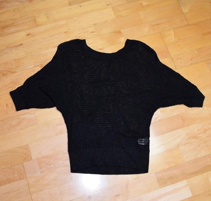 TAKEOUT Women's JRS Sz M Sweater BLOUSE