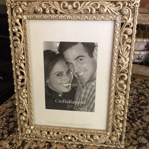 Croft and Barrow Picture Frame