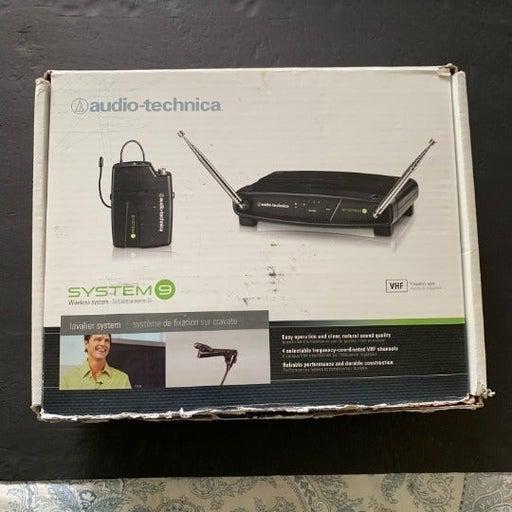 Audio-Technica System 9 Wireless System