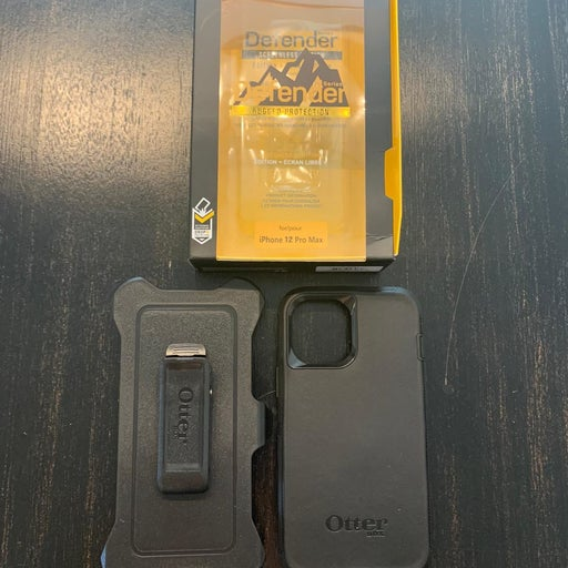 Iphone 12 Pro Max Case Otterbox Defender