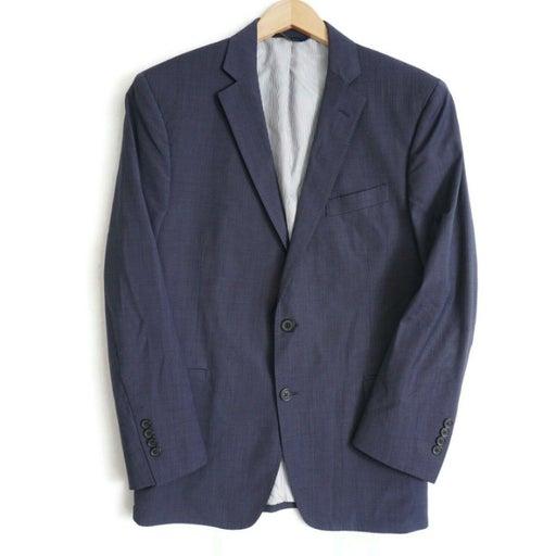 Brooks Brothers Mens Blazer Jacket Blue