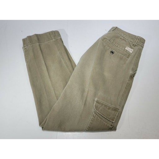 Columbia Authentic Active Outdoor American Light Green Pants Mens Size 32x32