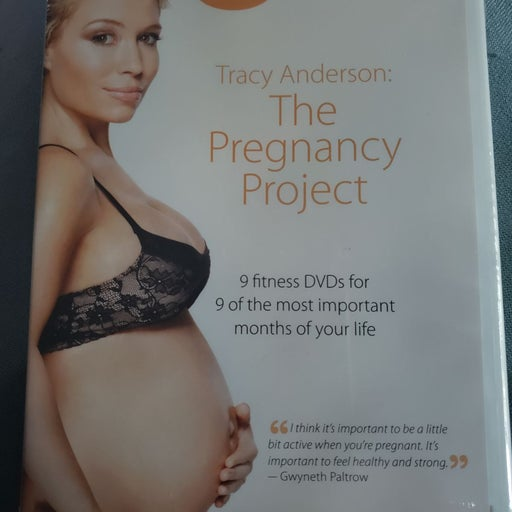 Tracy Anderson The Pregnancy Project