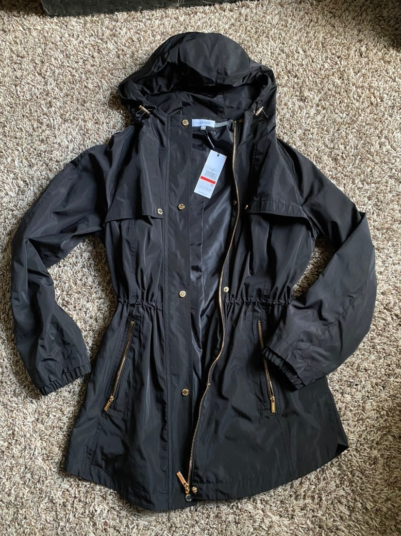 Calvin Klein Raincoat / jacket