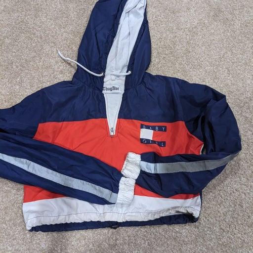 Baby Girl Crop hoodie