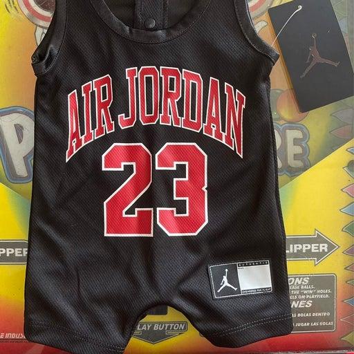 Newborn Air Jordan Romper