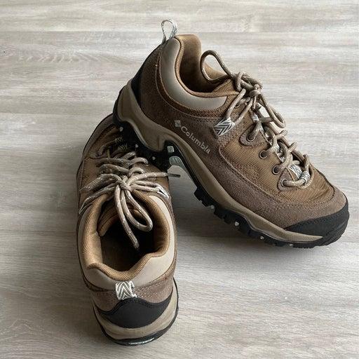 Womens Columbia hiking shoes