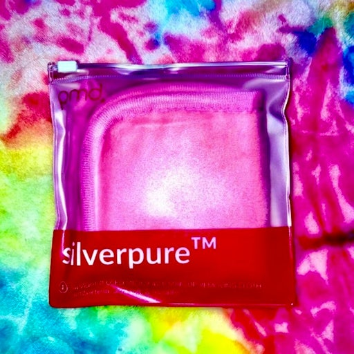 PMD Beauty Silverpure Makeup Removing Cloth