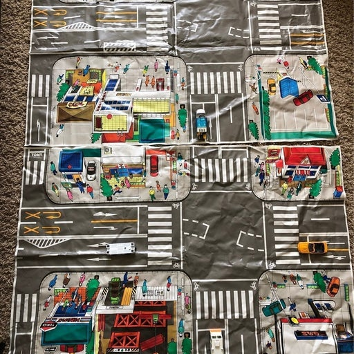 Tomy Town Map