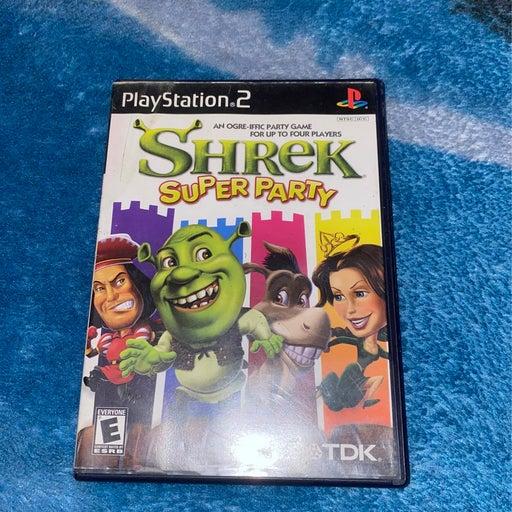 Shrek: Super Party on Playstation 2