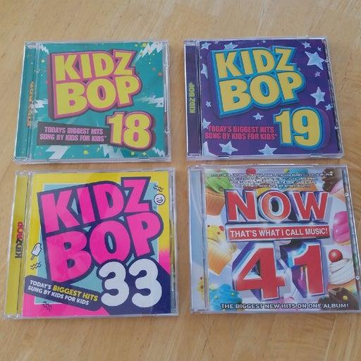 CD Kids Bop 18 19 33 Katy Perry Adele Lu