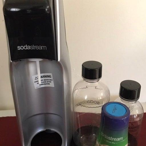 Soda stream with extras
