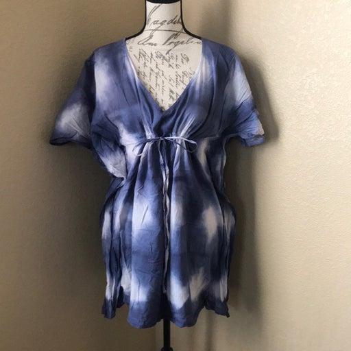 Raviya Tie Dye Beach Dress / Coverup