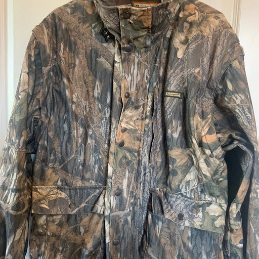 Remington hoodie waterproof Jacket L