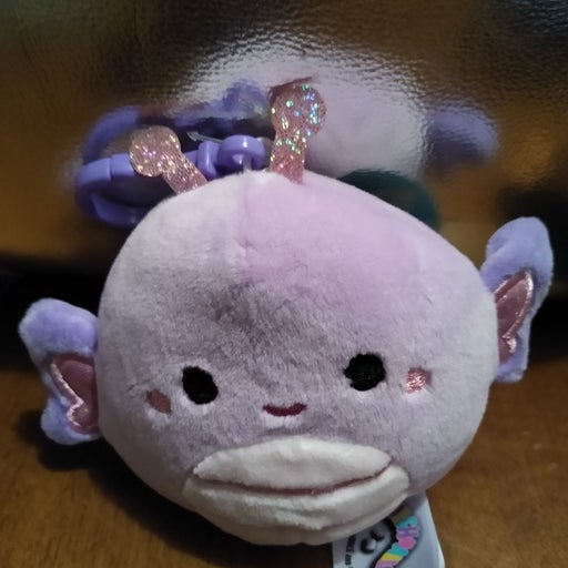 Brenda butterfly clip squishmallow