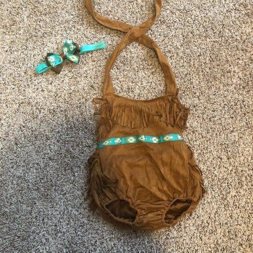 Custom Made Pocahontas Costume