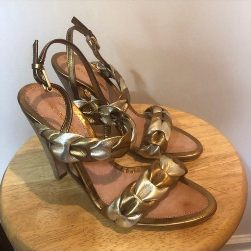BCBGMaxAzria Strappy Sandals