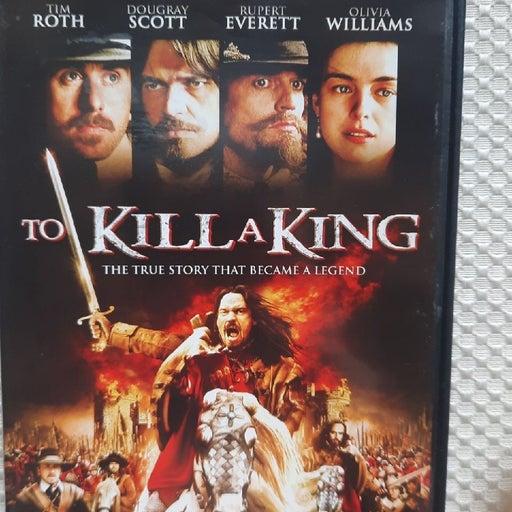 To Kill A King Dvd 2007 Tim Roth