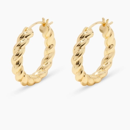 Gorjana Crew Hoop Earrings