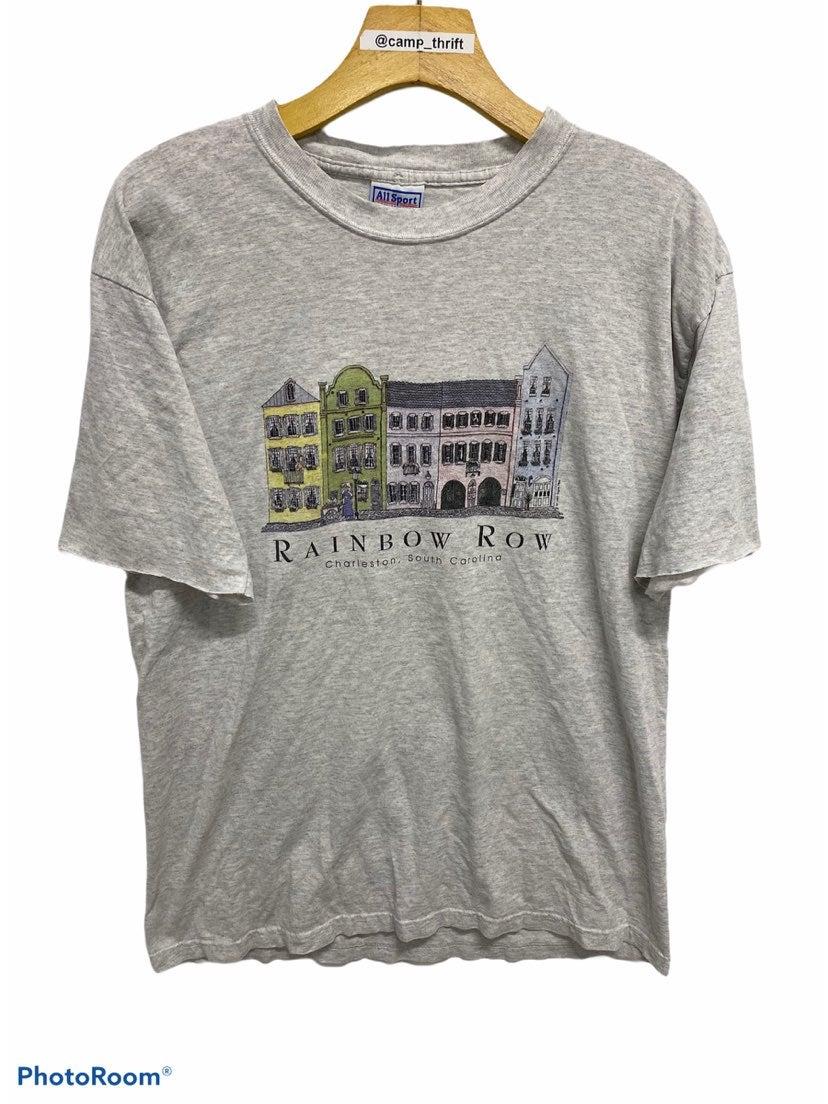 Vintage charleston south carolina shirt