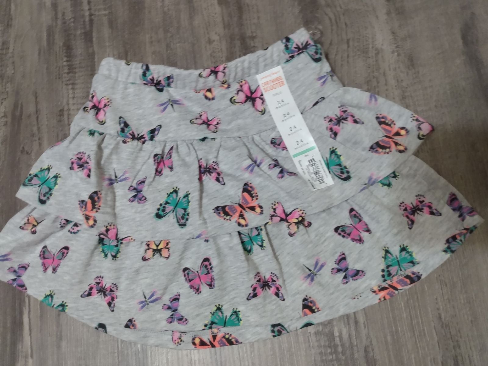 Butterfly and Dragonfly Skirt