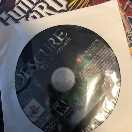 obscure the aftermath ps2