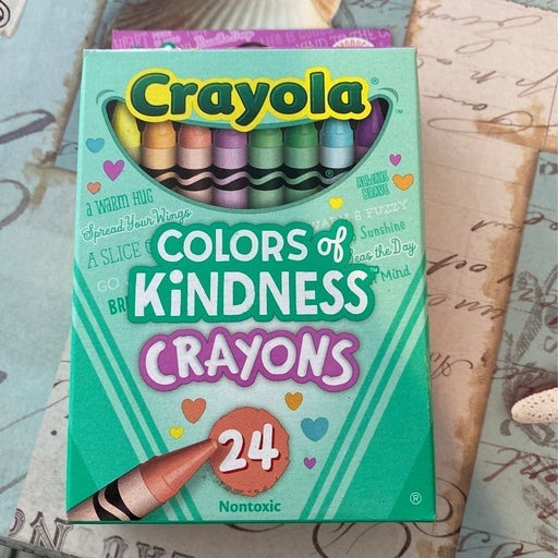 Crayola Crayons - Colors of Kindness