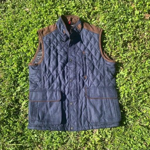 Cremieux jacket vest in a size Large