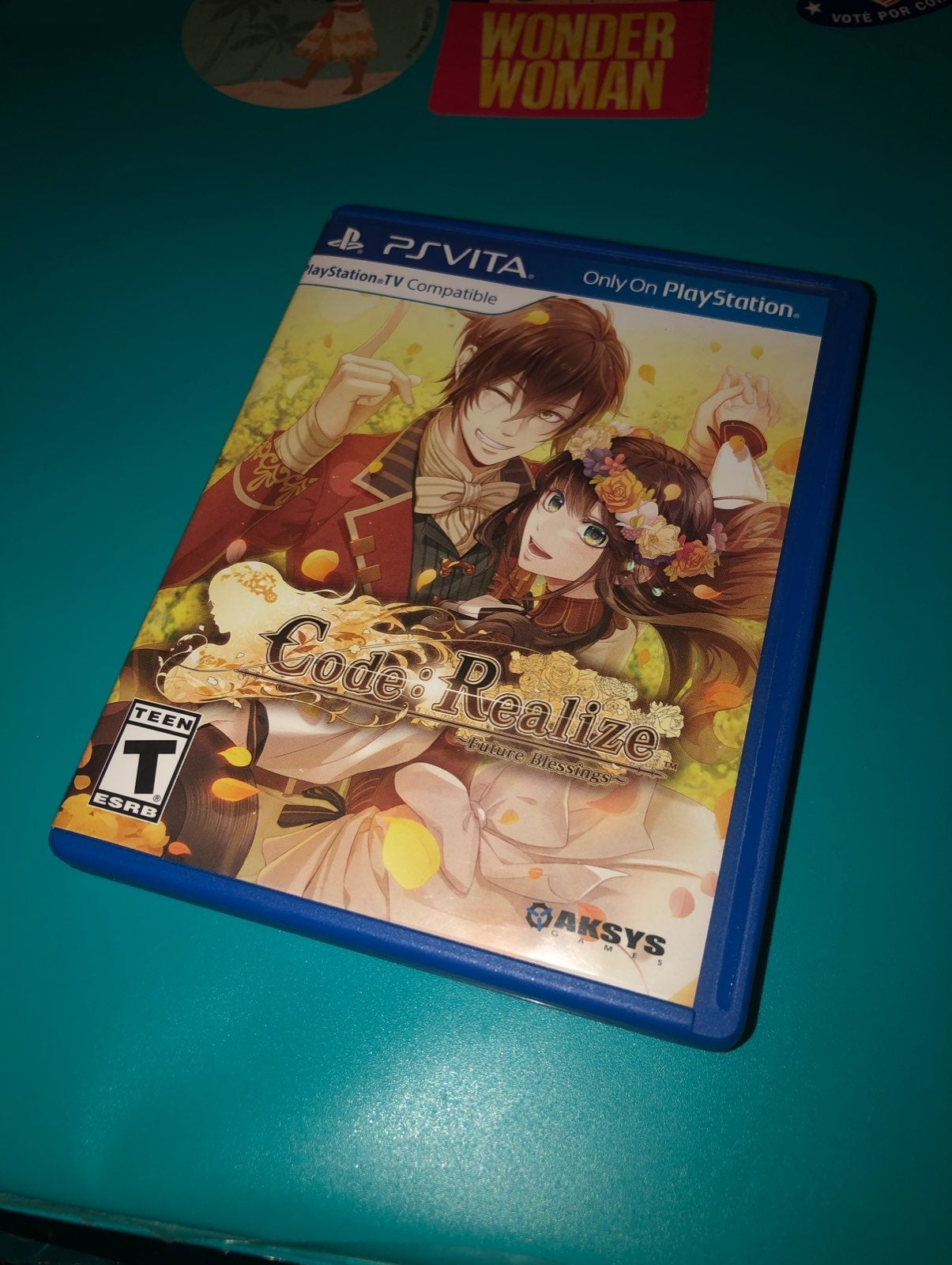 Code:Realize – Future Blessings