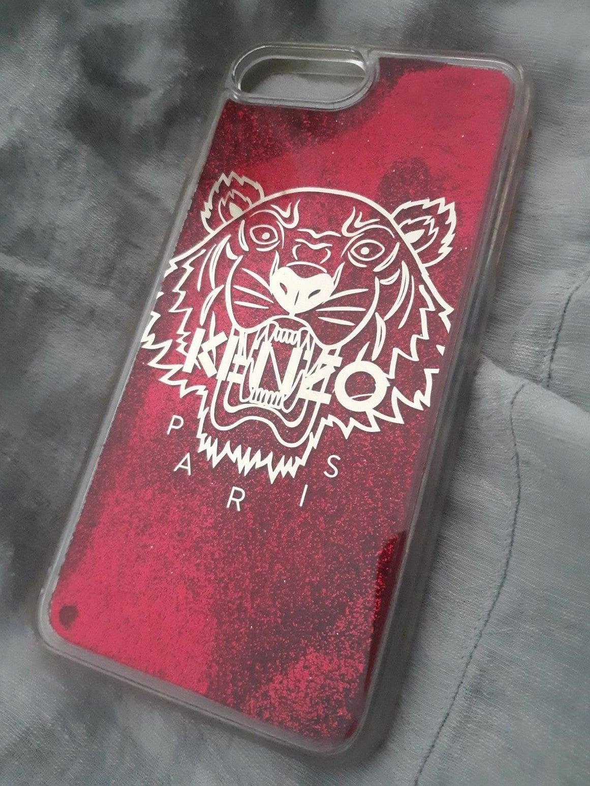Kenzo Paris iPhone case